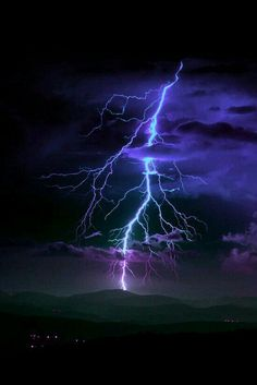 1000+ images about Storms & Lightning on Pinterest | Nature ...