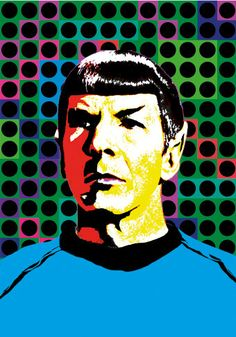 Hey, I found this really awesome Etsy listing at http://www.etsy.com/listing/84490657/mr-spock-star-trek-illustration-24x36