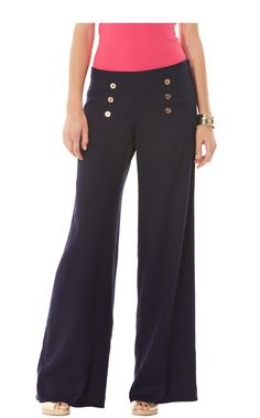 Lily Pulitzer - Cruise Pant -- I really love these!
