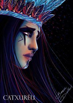 Catxuréu - Deusa da Morte