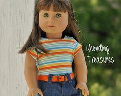 18 inch doll clothes AG doll clothes AG doll por Unendingtreasures