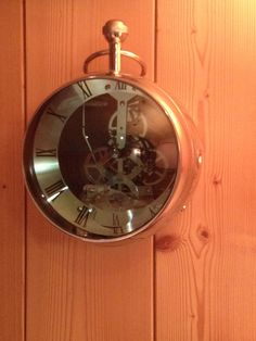 Tick tock time out in the chalet