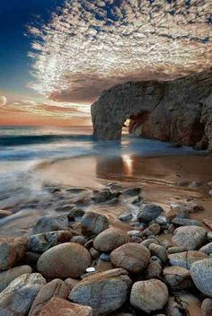 Port Blanc, Quiberon, Brittany, France - #GuessQuest