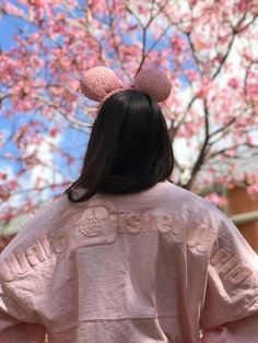 Bloom into Spring with Millennial Pink Minnie Ears and Spirit Jerseys