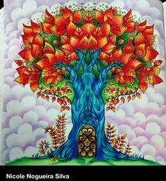 Árvore por Nicole Nogueira