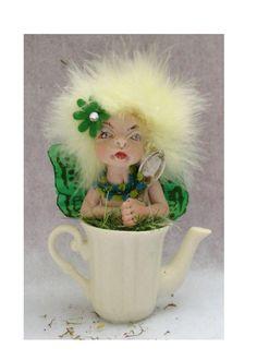 Tea Leaf Fairy in a White Teapot  http://cgi.ebay.com/ws/eBayISAPI.dll?ViewItem=150801831435