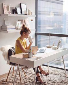 Cool Home Office Design Idea (93)