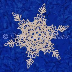 A Snowflake for Bunny by cowcatcher free Snowflakepatterns