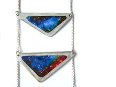 Extra long necklace  Pendant necklace  by PevalekJewellery on Etsy, $36.45