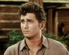 "This face just makes me smile. :) Michael Landon as Little Joe Cartwright from ""Bonanza"".best TV show ever Best Tv Shows, Favorite Tv Shows, I Movie, Movie Stars, Joe Francis, Bonanza Tv Show, Pernell Roberts, Series Movies, Tv Series"
