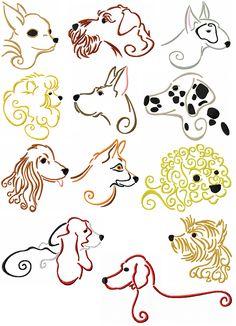 Stylish Dogs II
