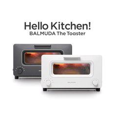 [신세계몰v] 발뮤다 더 토스터 (BALMUDA The Toaster) / 스팀테크놀로지와 온도제어를 실현한 스팀 오븐 토스터기/Black or…