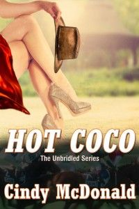 Hot Coco by Cindy McDonald, NEW book cover image!