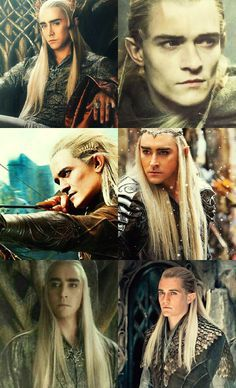 Legolas and his Father