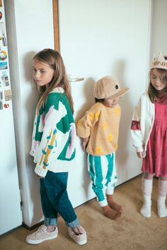 Check out our latest publication in the Canadian magazine Poster Child Magazine Photography: Tjitske Agricola Styling: Nina Elenbaas Models: Hip4Kidz Clothing by: Orange Mayonnaise & Fresh Dinosaurs http://posterchildmag.com/issue-13/ Page 70-81 BOBO CHOSES