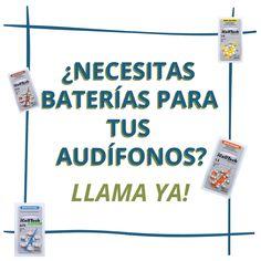 Necesitas pilas para tus audífonos?  Opten el mejor precio en pilas Auditivas en Referencias 10 - 13 - 312 y 675  LLAMA YA!!  PBX: 6110808 o Realice su pedido por WhatsApp: 300 5260573.   soucionesauditivas.biz   #SolucionesAuditivas #DíaDePilas #Audición #FelizDía #MejoramosTuAudición #Soluciones #Pilas #Baterías #ILovePilas #Viernes #FelizViernes #FinDeSemana #Febrero #InicioDeMes #2019 Audio, Happy Friday, Happy Day, February