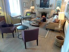 Calcot Manor - Traditional - Living Room - south west - by Chauncey's Floor Fitting Services