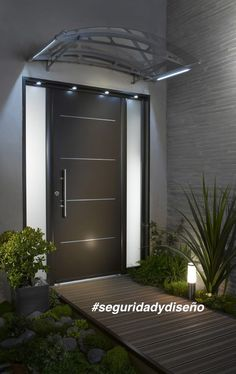 Diseño y seguridad en la entrada de tu hogar