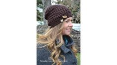 Hey, I found this really awesome Etsy listing at https://www.etsy.com/ca/listing/255650643/chunky-slouch-hat-toque-adult-slouch-hat