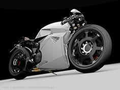 Big Battery Naked SE - Design Concept by Paolo De Giusti at Coroflot.com