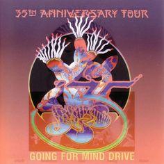 Yes - Going For Mind Drive (CD, Unofficial Release) | Discogs Jazz Festival, Jon Davison, Trevor Horn, Bill Bruford, Chris Squire, Alan White, Steve Howe, Rick Wakeman, Roger Dean