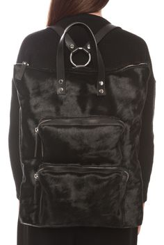 CALFSKIN BACKPACK | great style signed by Collection Privee | made in Italy http://www.untitled-trendwear.com/en/collection-privee/331-calfskin-backpack.html