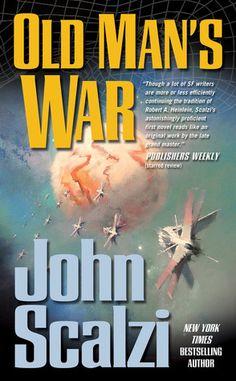 Título: Old Man's War Autor: John Scalzi Publicação:dezembro de 2005 Número de páginas: 320 páginas Editora: Tor Books ISBN: 9781429914710 Old Man's War é o primeiro livro de uma série…