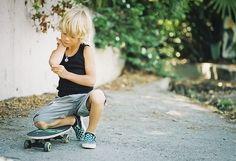 blonde skater kids #skate