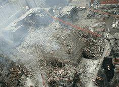 """""""World Trade Center: mucho más allá en las Torres Gemelas de Nueva York""""."""