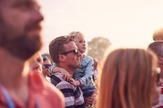 Happy Campers: 5 family friendly festivals for your diary