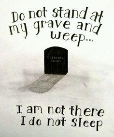 I do not sleep