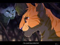 Lionblaze and Cinderheart - Warrior Cats