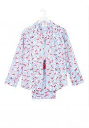 Fish Print Pyjamas