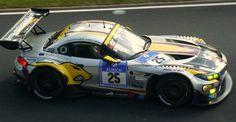 Marc VDS-BMW Z4 at the 24h Nürburgring