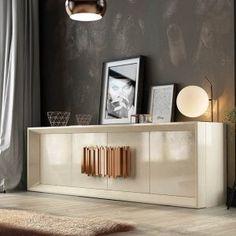 Aparadores de Diseño © Modernos y Clásicos【 100% CALIDAD 】 Modern Furniture Online, Linen Cabinet, Basement Walls, Home Organization, Floating Shelves, Repurposed, Improve Yourself, Home Improvement, Storage
