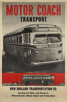 vintage transport posters