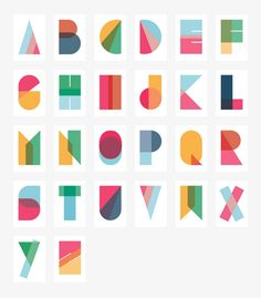 Presenting. The Knit Con alphabet! Graphic Design Calendar, Graphic Design Posters, Graphic Patterns, Modern Graphic Design, Typography Design, Hand Lettering Alphabet, Alphabet Design, Cool Lettering, Geometric Font
