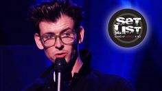 MOSHE KASHER Sleeps with the Elderly- Set List: Stand-Up Without a Net -...