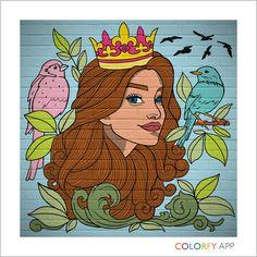 #Colorful #trending #popular #Drawing #Coloring #Gardening