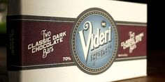 We featured this North Carolinian chocolate factory on the blog today. Now we're total fans of Videri!