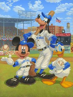 Mickey Mouse, Goofy and Donald Duck Walt Disney, Disney Mickey Mouse, Disney Pixar, Disney Cartoon Characters, Mickey Mouse And Friends, Disney Marvel, Cute Disney, Disney Cartoons, Images Disney