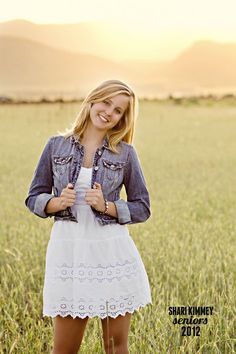 senior picture ideas for girls outfits - Google Search