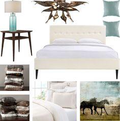 Running Free Bedroom Design #interiordesign #bedroomdesign #homedecor