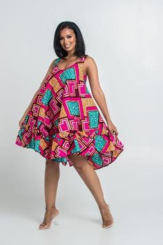 Here at Grass-fields we have an awesome range of African dress designs. Whether you're after an African print maxi or midi dress, we've got something for you. African Fashion Ankara, Latest African Fashion Dresses, African Print Fashion, Nigerian Fashion, Africa Fashion, African Style, Trendy Ankara Styles, Ankara Dress Styles, Nigerian Ankara Styles