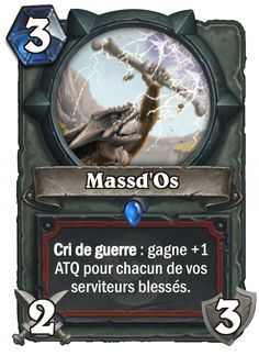 Ossatueur #Hearthstone #Pokemon
