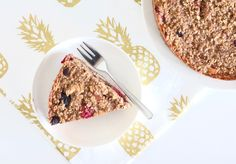 A Food, Good Food, Nutritious Snacks, Baking Recipes, Fruit, Cereal, Oatmeal, Bakery, Sweets