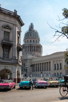 Three days in Havana – Day two: El Capitolio, Paseo del Prado, the Malecón & Centro Havana #Havana #Cuba #travel #willtravelforfood