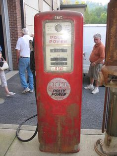 old gas station - Google Search