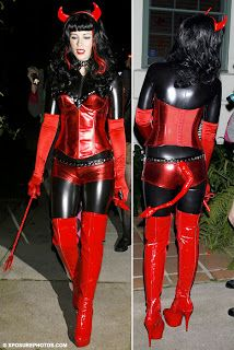 Kate Beckinsale as a devil
