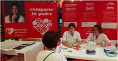 Los talleres sobre salud cardiovascular de Max Center atraen a más de 300 personas